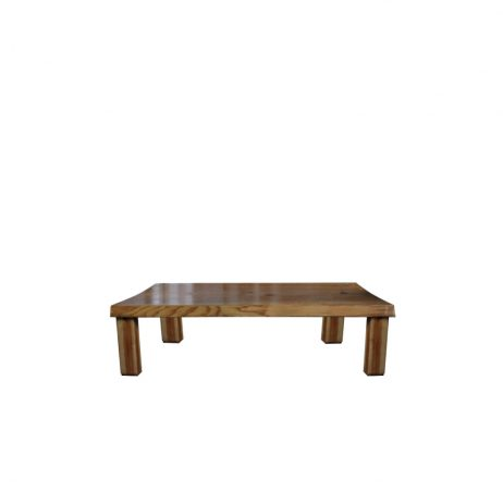For Rent - Low Wooden Table (Large)