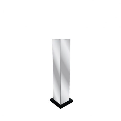Rental - Aman Mirror Vase Pedestal (4 Feet)