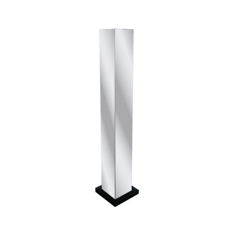 Rental - Aman Mirror Vase Pedestal (5 Feet)