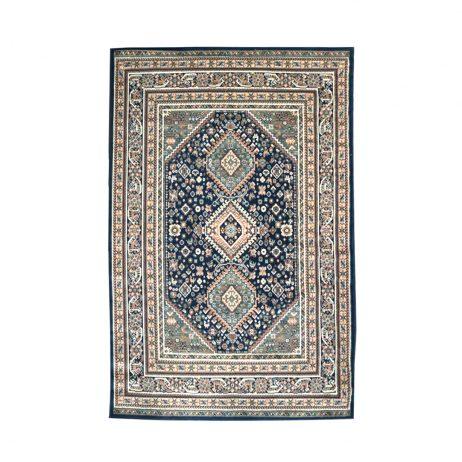 Rental - Turkish Carpet (Blue Patterns)