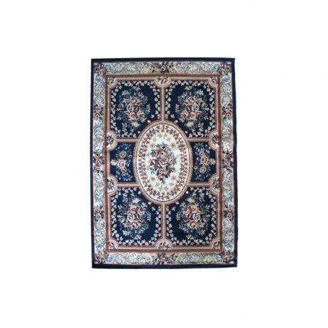 Rental - Oriental Floral Carpet 02