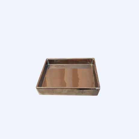 For Sale (Store) - Silver Ceramic Tray