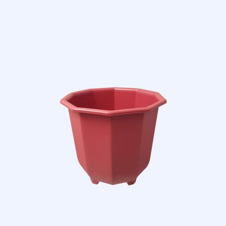 Planters and Pots -  Plastic Decagon Planter